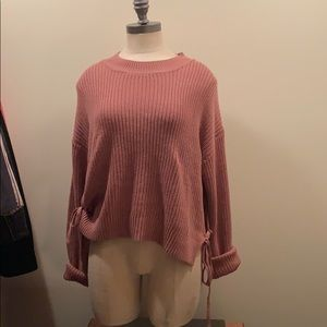 NWOT Forever 21 crop sweater